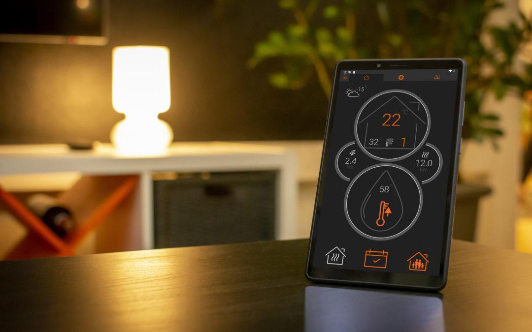 EasyAce, uusi tapa ohjata lämmitystä